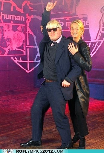 Just Spotted: Boris Johnson Dancing to Spice Girls