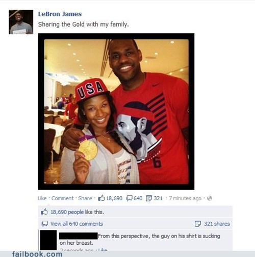 Lebron, You Silly Boy