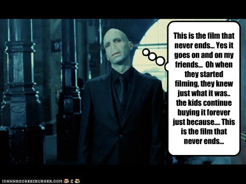 The REAL Reason Voldemort is So Irritable