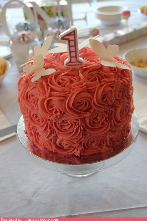 Epicute: First Birthday Roses