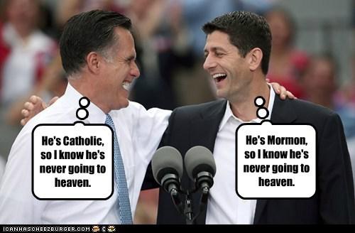 Mitt Romney,paul ryan,political pictures,Republicans
