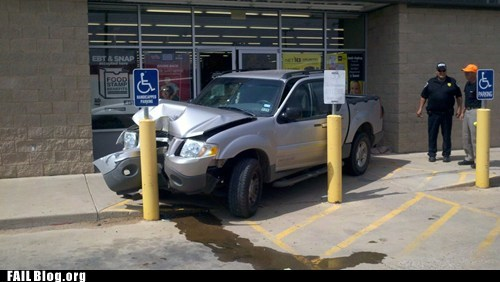 How in the Parking FAIL?