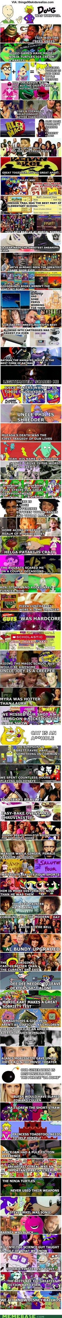 The 90s Were Baws