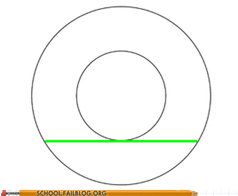 Math 310: Find the Area of the Ring