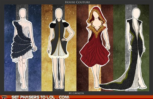 couture,dresses,gryffindor,Harry Potter,Hogwarts,house,hufflepuff,ravenclaw,slytherin