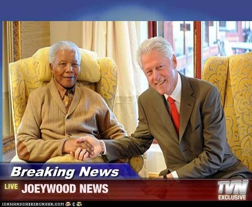 Breaking News - JOEYWOOD NEWS