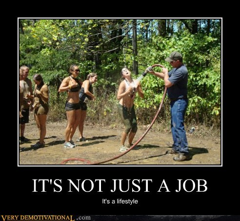 IT'S NOT JUST A JOB