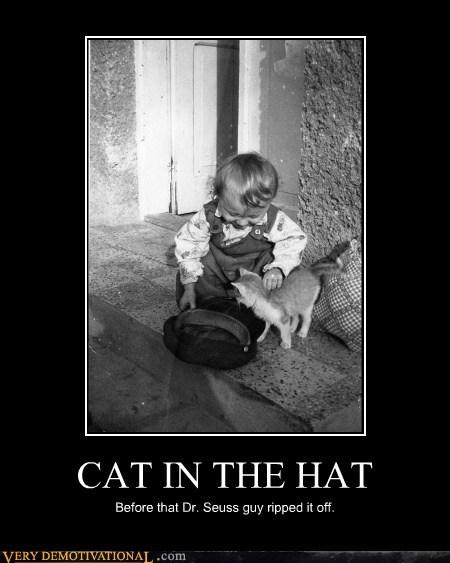 cat in the hat,dr seuss,kid