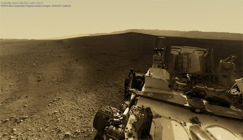 360° Mars Panorama of the Day