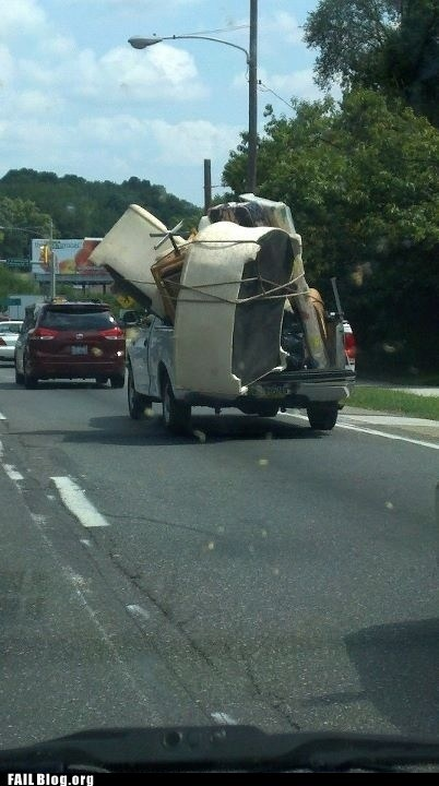 couches,hauling