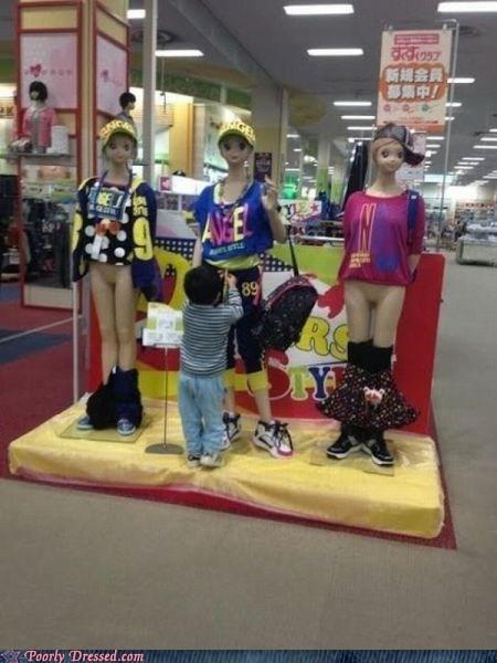 display,mannequin,pants,store,store display