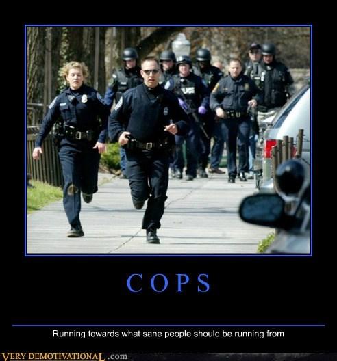 cops,hilarious,running,sane