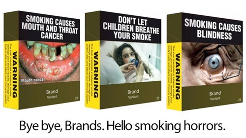 Horrifying Cigarette Packaging of the Day