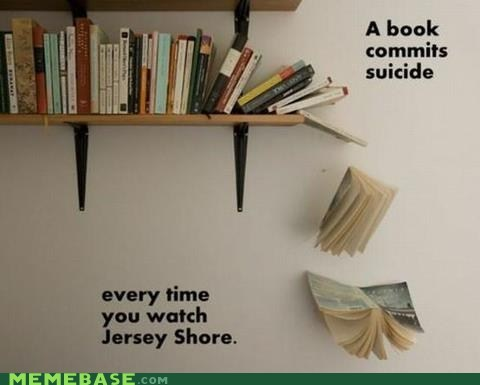 Think of the books