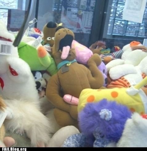 Scooby Pls! FAIL