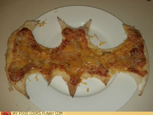 Bat-Pizza
