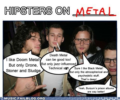 Hipsters Kan't Be Kvlt