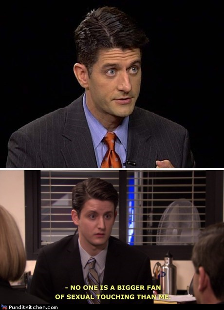 Office Doppelgangers