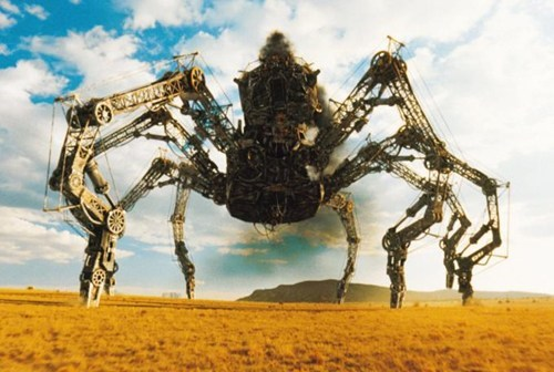 Rideable Spider Robot of the Day