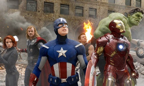 Avengers Sequel News of the Day
