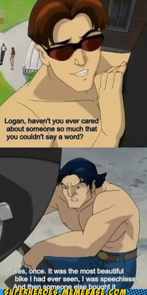Oh, That Wolverine