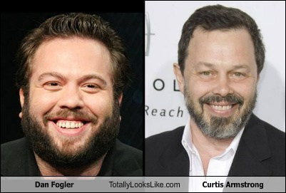 Dan Fogler Totally Looks Like Curtis Armstrong