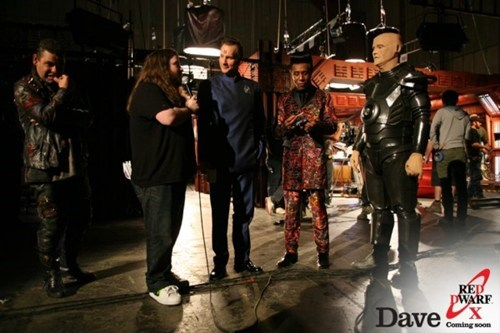 Red Dwarf News of the Day