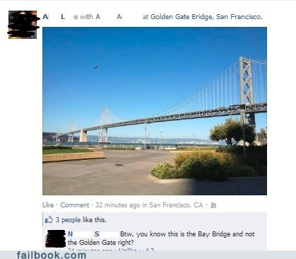 They Have More Than One Bridge?