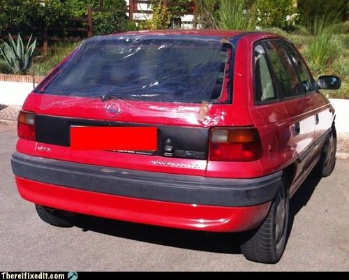 rear view,rear window