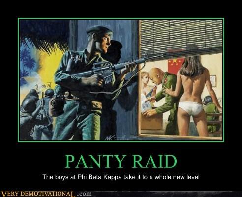 raid,seyx ladies,summer camp,undies,wtf