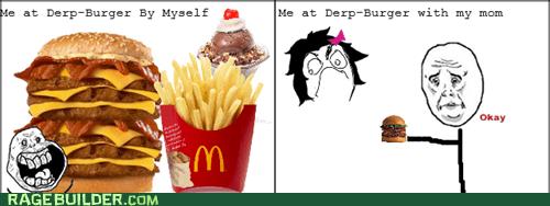 Derp-Burger