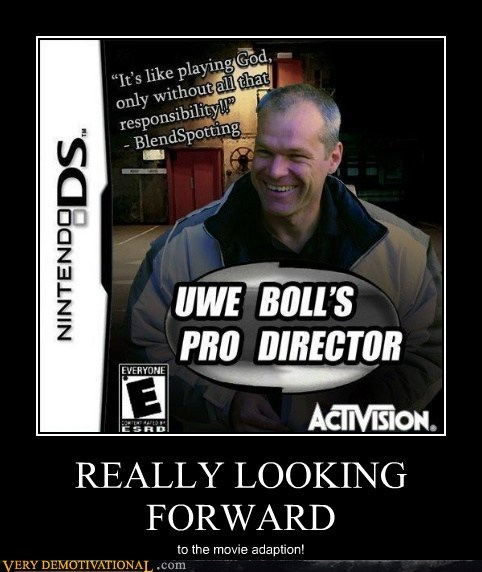 horrible,Movie,uwe boll,video games