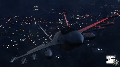 New GTA V Screens of the Day