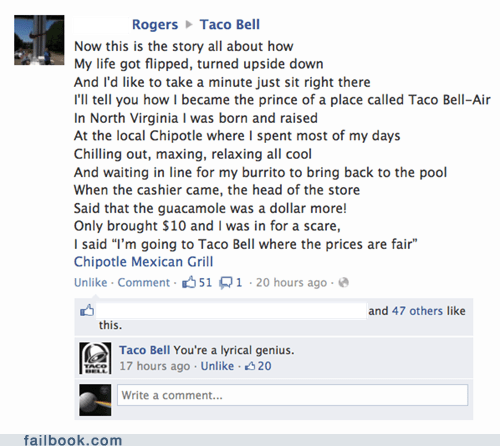 Taco Bell Approves