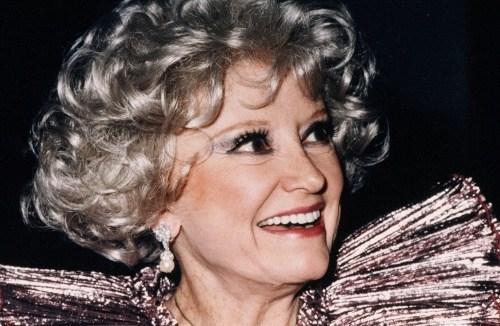 RIP: Phyllis Diller, at 95