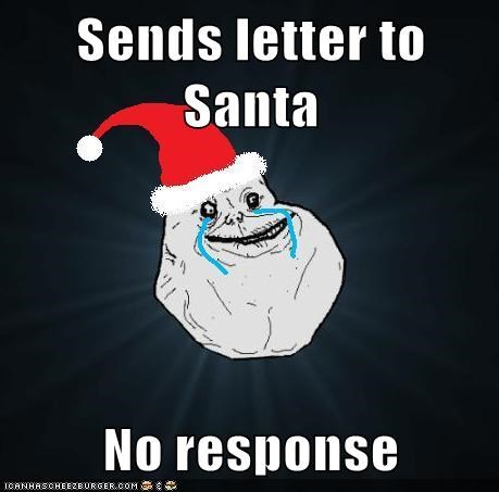 Sends letter to Santa  No response