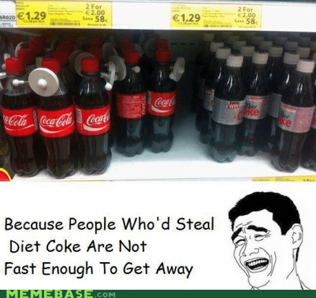coke,diet,theft