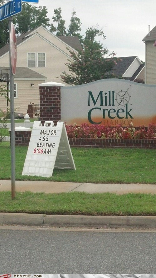 beating,mill creek,open house,real estate