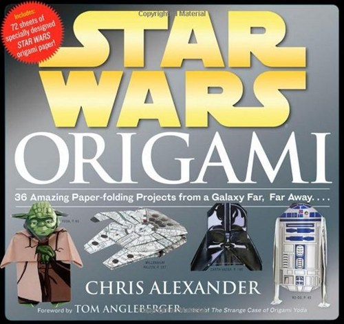 Star Wars Origami Book of the Day