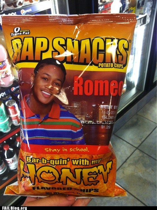 Snacks for the Youth FAIL