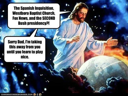 bad,god,jesus,planet,world