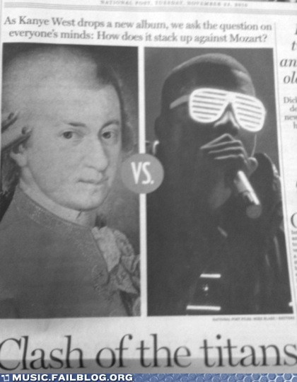 When the Two Greatest Musicians of All Time Go Head to Head