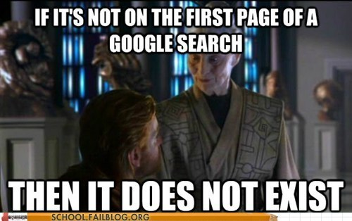 Nobody Uses Page Two