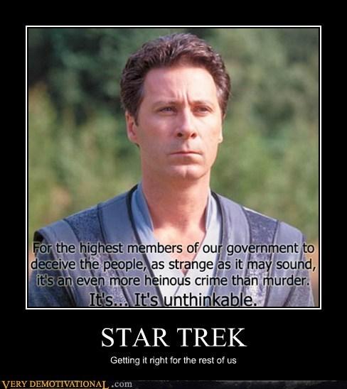 laws,crimes,message,Star Trek