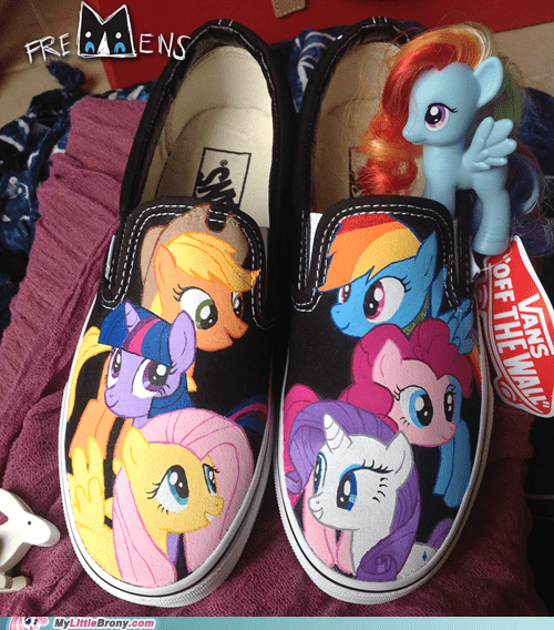 Brohoofs Become Broshoes!