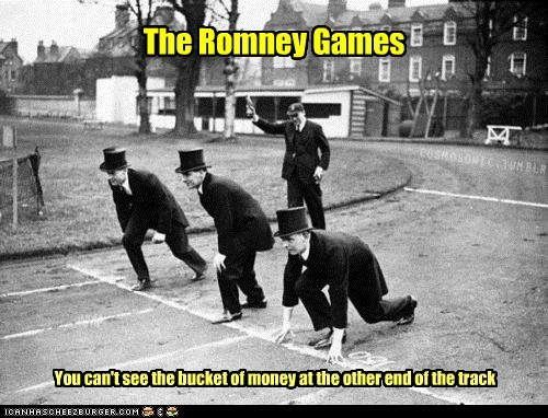 The Romney Games