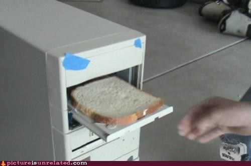Now Run Toaster.exe
