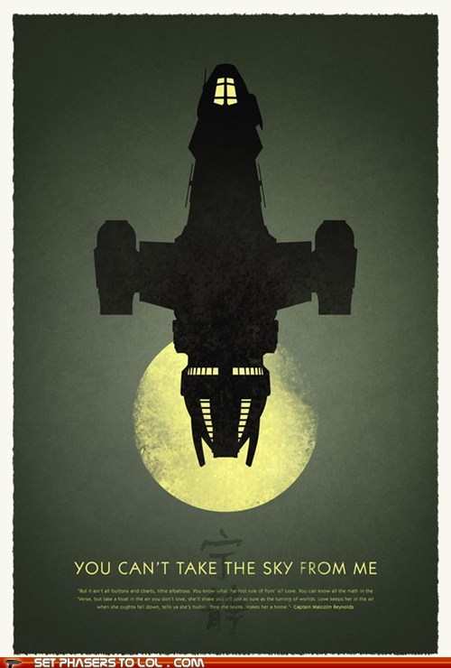 anniversary,captain malcolm reynolds,Firefly,poster,serenity