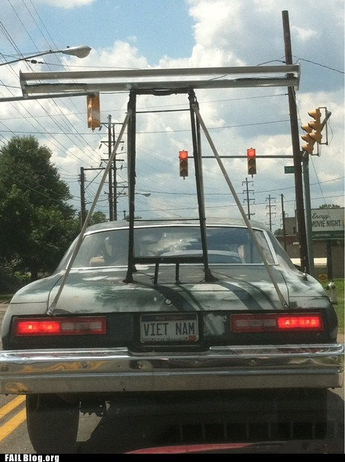 Totally Rad Spoiler FAIL