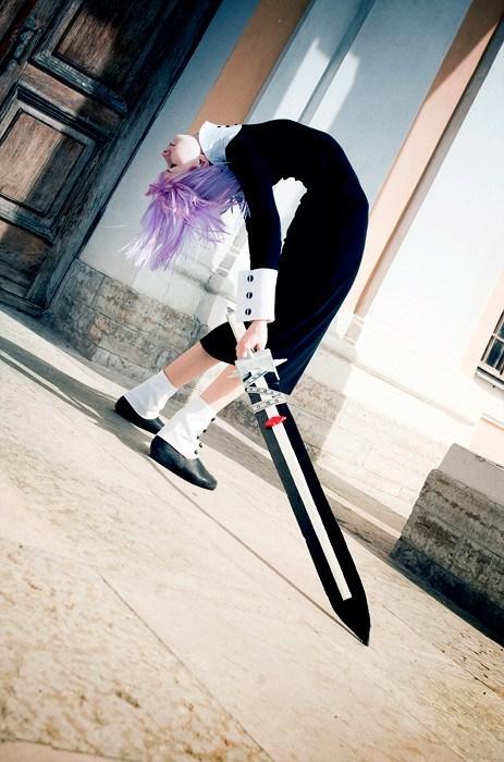 anime,cosplay,crona,soul eater